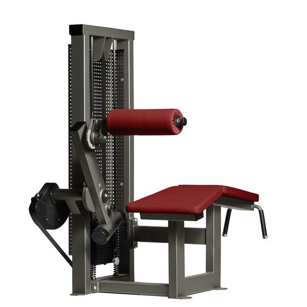 Тренажер - Сгибание ног лежа Gym80 CORE Lying Leg Curl