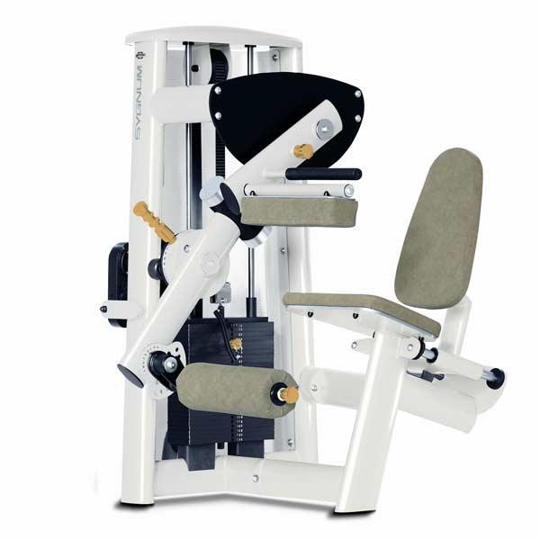 Тренажер - Сгибатель бедра сидя GYM80 Medical Knee Flexor with RLS