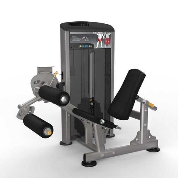 Тренажер - Сгибатель  бедра сидя Impulse Max Plus IE9507