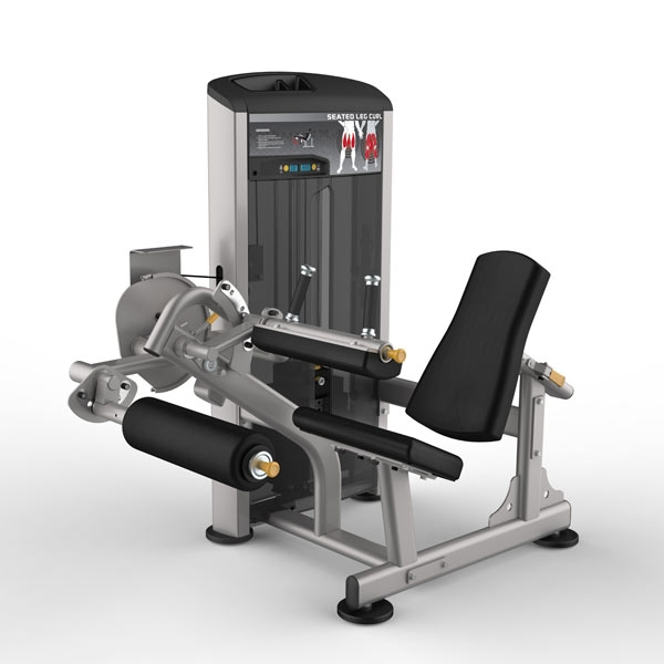 Тренажер - Сгибатель  бедра сидя Impulse Max Plus IE9506