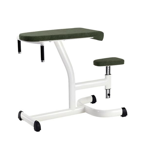 Тренажер - Скамья для ягодичных мышц с упором для коленей GYM80 Medical Glutaeus Bench with Lower Leg Sup
