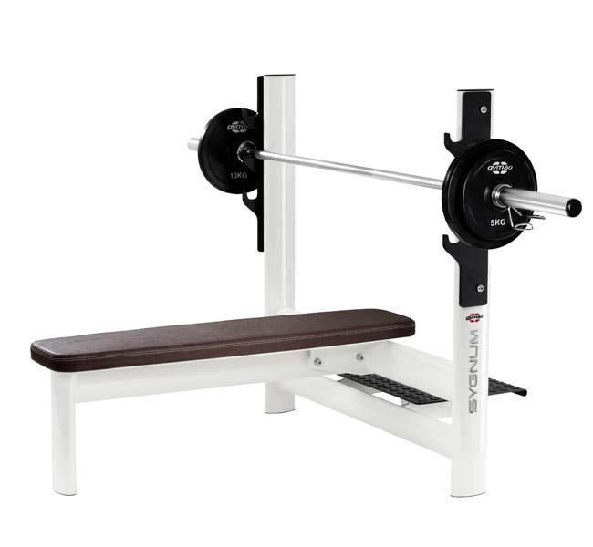 Тренажер - Скамья для жима горизонтальная GYM80 SYGNUM Press Bench