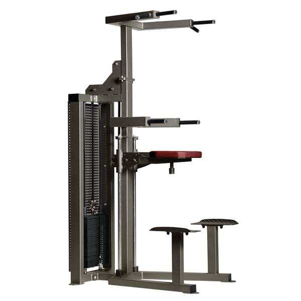 Тренажер - Станция для подтягиваний и отжиманий Gym80 CORE Machinel