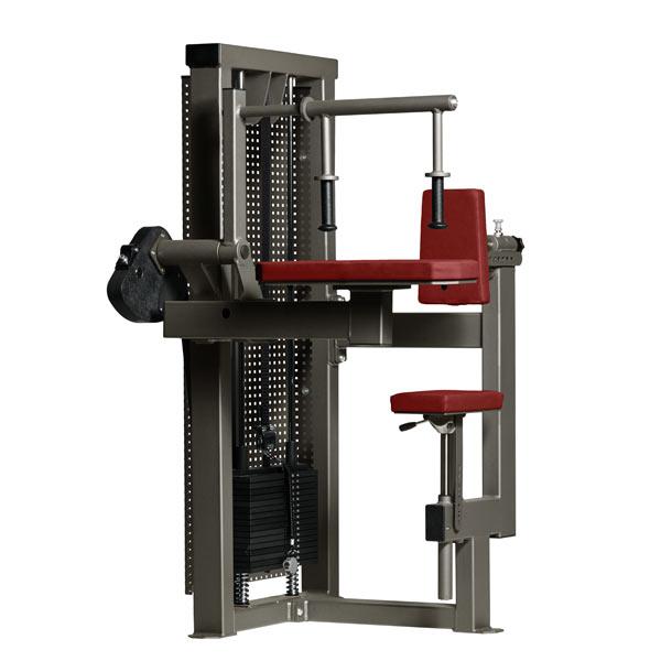 Тренажер - Трицепс-машина Gym80 CORE Horizontal Triceps Machine