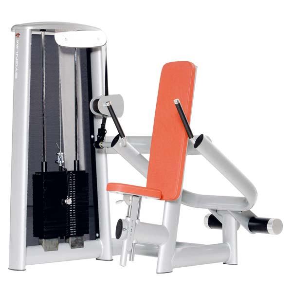 Тренажер - Трицепс-машина (вертикальный жим сидя) GYM80 SYGNUM Triceps Machine vertical