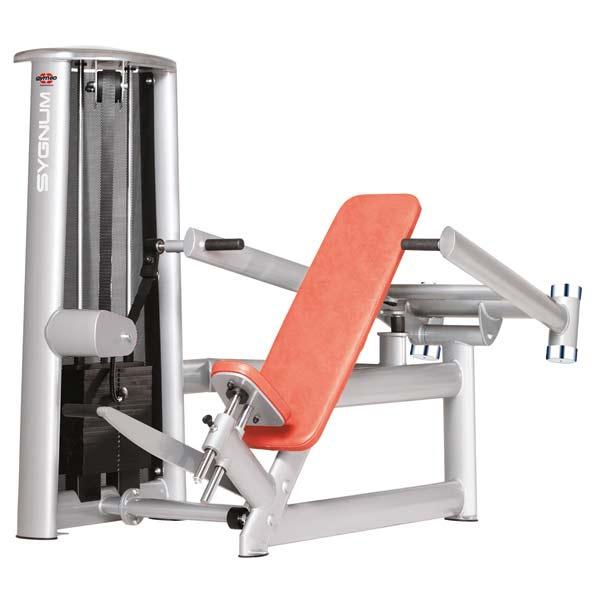 Тренажер - Вертикальный жим, легкий старт GYM80 SYGNUM Shoulder Press Machine
