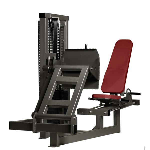 Тренажер - Жим ногами сидя Gym80 CORE Seated Leg Press