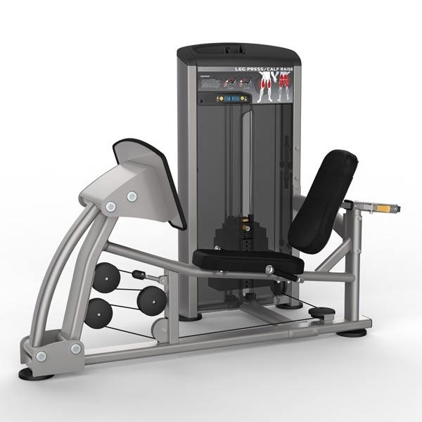 Тренажер - Жим ногами сидя Impulse Max Plus IE9510
