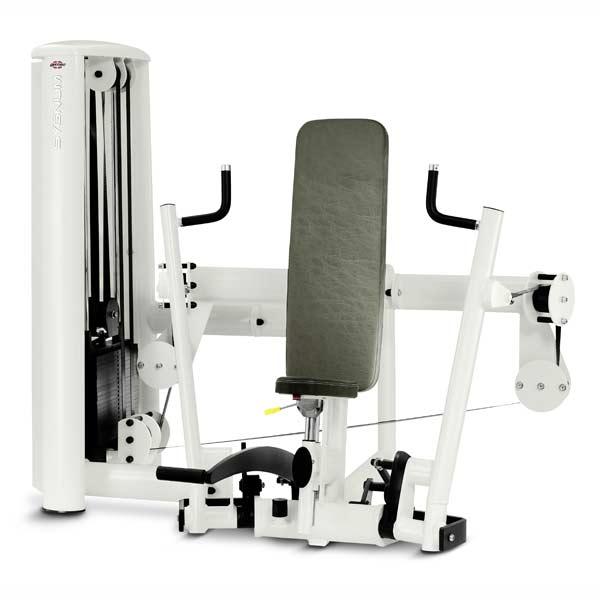 Тренажер - Жим от груди горизонтальный с раздельным ходом рычагов GYM80 Medical Chest Press Machine Dual
