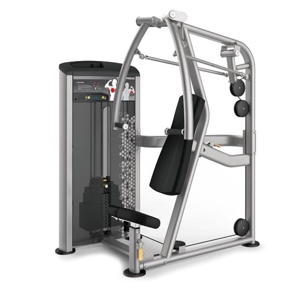 Тренажер - Жим от груди сидя Impulse Max Plus IE9531