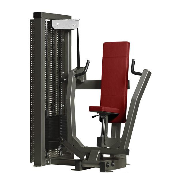 Тренажер - Жим сидя горизонтальный Gym80 CORE Seated Chest Press Machine