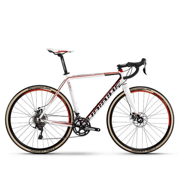 """Циклокроссовый велосипед Haibike Noon 8.20 28"""", рама 56 см Carbon 2016"""