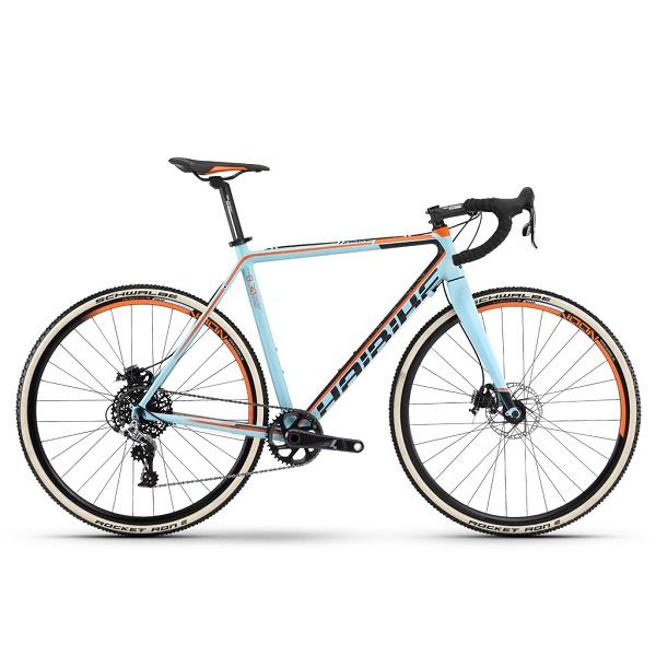 """Циклокроссовый велосипед Haibike Noon 8.30 28"""", рама 54 см Carbon 2016"""