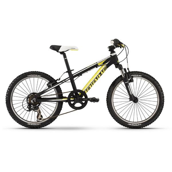 """Велосипед для детей ростом до 130 см Велосипед Haibike Rookie, рама 26 см, 20"""" 2016"""