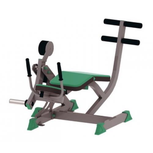 Тренажер Кранч-машина для мышц пресса ProFitGym В.1018