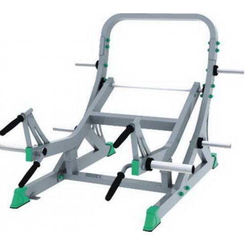 Тренажер Трапециевидные мышцы ProFitGym В.1021