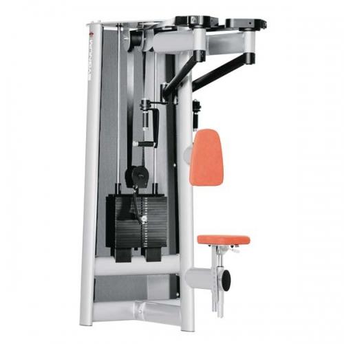 Тренажер - Задние дельты Gym80 SYGNUM Upper Back Machine