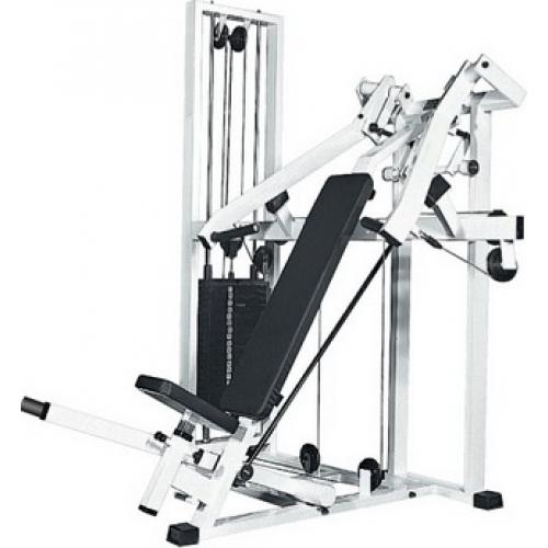 Тренажер жим под углом вверх (мышцы груди) ProFitGym В.322