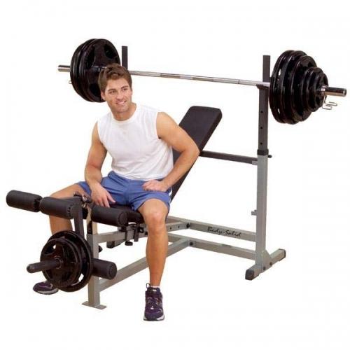 Универсальная жимовая скамья Body-Solid Combo Bench