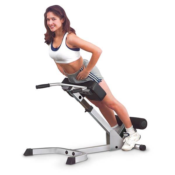 Тренажер - Гиперэкстензия Body-Solid 45 Degree Back Hyperextension