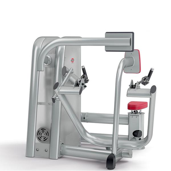 Тренажер - Рычажная тяга GYM 80 4E Seated Rowing Machine