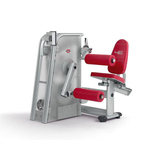 Тренажер - Сгибание ног сидя GYM 80 4E Seated Leg Curl Machine
