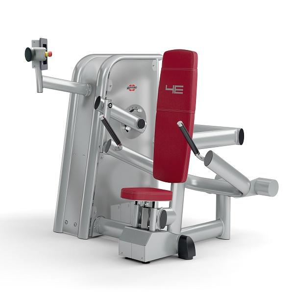 Тренажер - Трицепс-машина (вертикальный жим сидя) GYM 80 4E Triceps Machine vertical