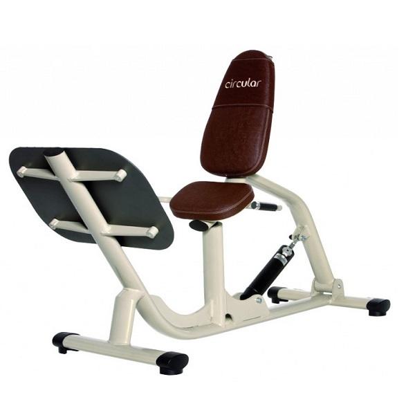 Тренажер - Жим ногами сидя GYM 80 Circular Leg Press Machine