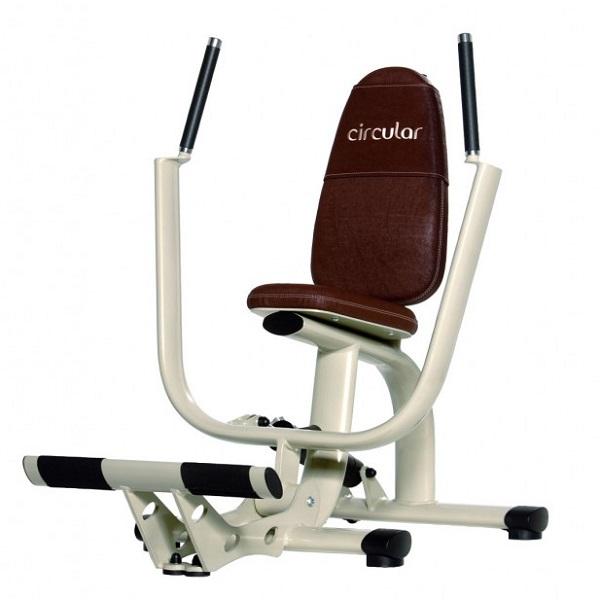 Тренажер - Жим от груди/ тяга к себе GYM 80 Circular Chest Press and Rowing Machine