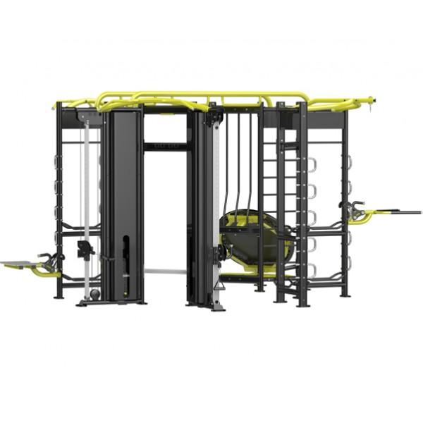 Комплекс тренажеров для кроссфита Impulse O-Shape Crossfit Training Zone
