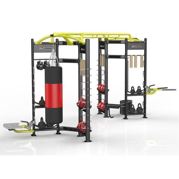 Комплекс тренажеров для кроссфита Impulse Zone I-Shape