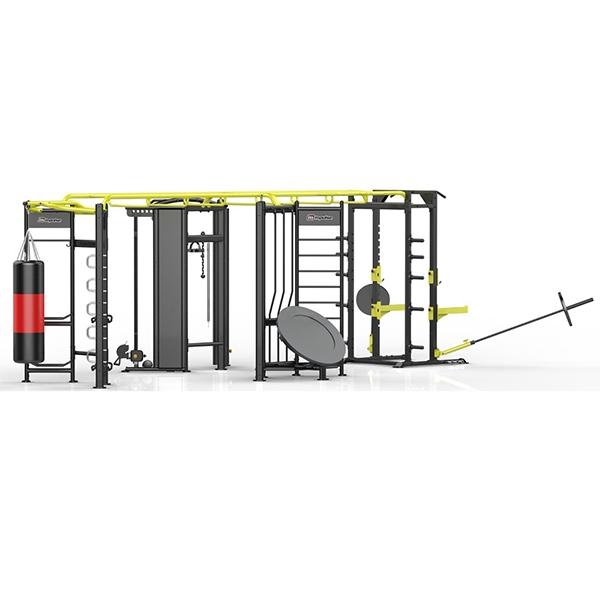 Комплекс тренажеров для кроссфита Impulse Zone X-Shape