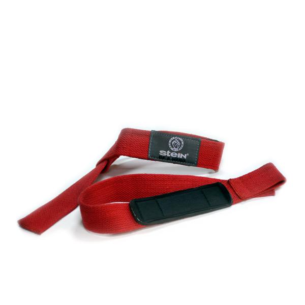 Лямки для тяги красные Stein Lifting straps SLN-2505