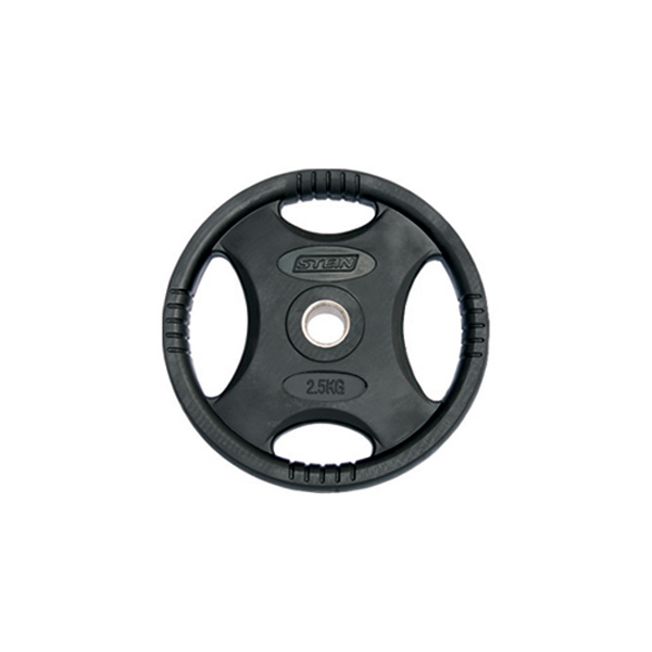 Профессиональный диск Stein Rubber Black Plate 2,5 KG