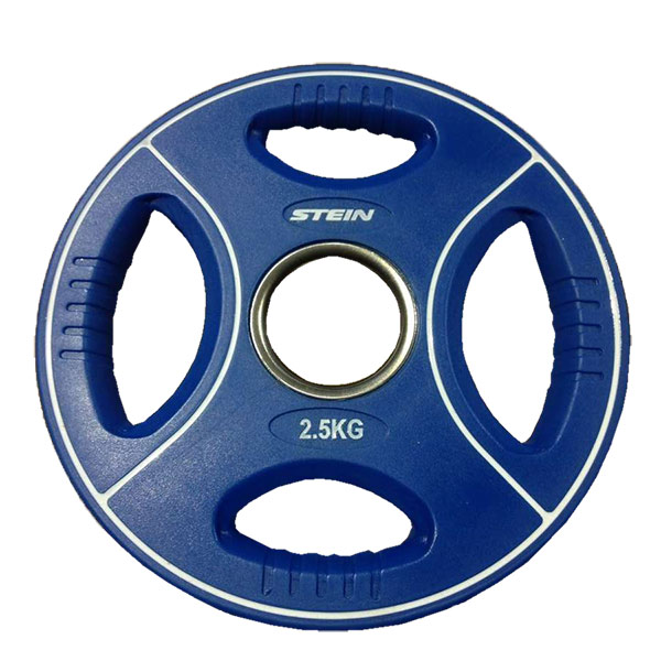 Профессиональный диск Stein TPU Color Plate 2,5 KG